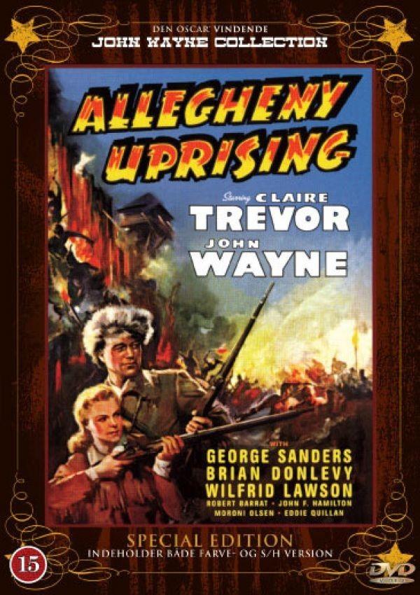 Køb Allegheny Uprising [sort/hvid + farve version]